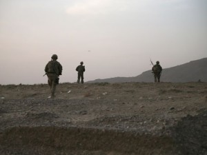 Suicide rates for soldiers who served in Afghanistan increased, according to a large study. (Photo: Scott Olson, Getty Images)